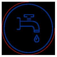 Infrastructures d'eau