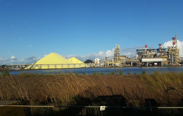 Flix Power plant