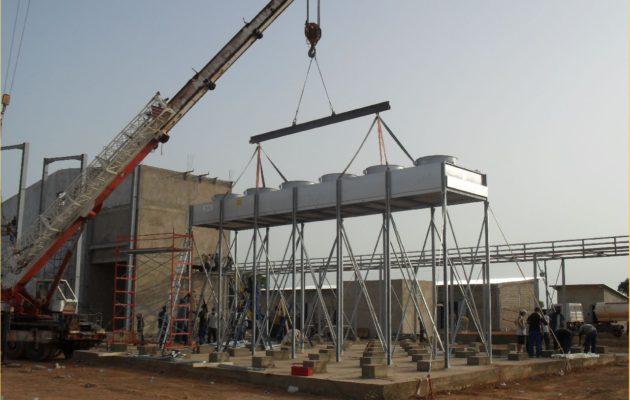 Komsilga Centrale électrique Phase 1