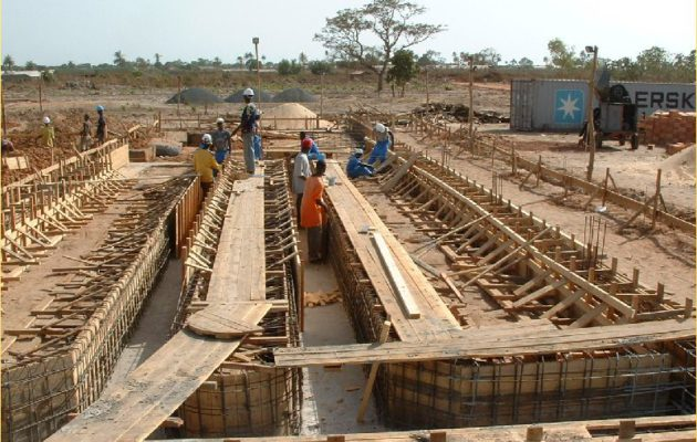 Brikama Gambia Power Plant Phase 1