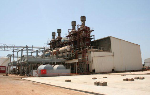 Brikama Gambia Power Plant Phase 2
