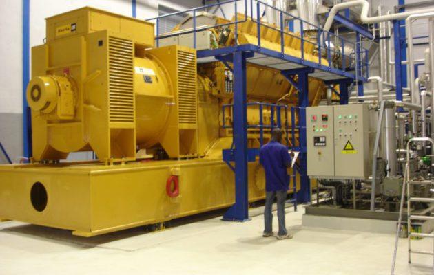 Benin-Parakou power plant