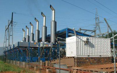 Centrale électrique de secours