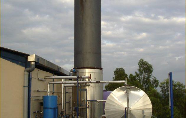 Benin Parakou Power plant