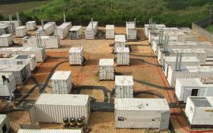 Benin Kotonu rental power