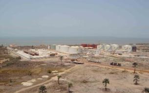 Gambie Mandinari Terminal fuel storage