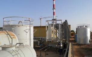 Komsilga - Centrale électrique Phase 1