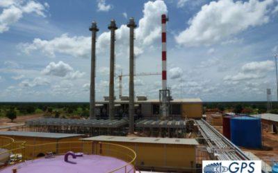 Centrale électrique - Phase 3