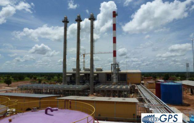 Burkina Faso Komsilga Power Plant phase 3