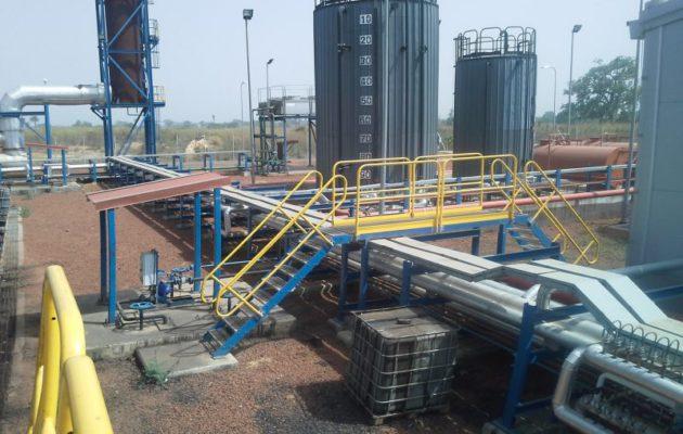 Brikama - Power plant Phase 2