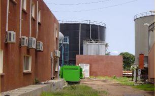 Kotu Gambia power plant