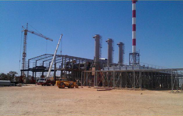 Komsilga Centrale électrique Phase 2