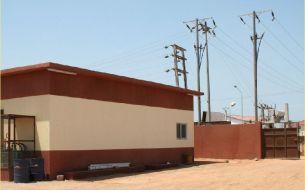 Gambia Bijilo Sous-station