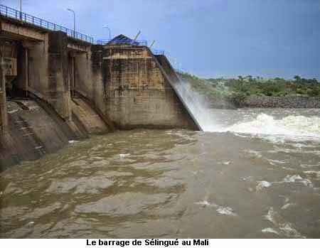Mali – Sélingué – Rehabilitation of hydroelectric power plant – 12 MW Kaplan Turbine