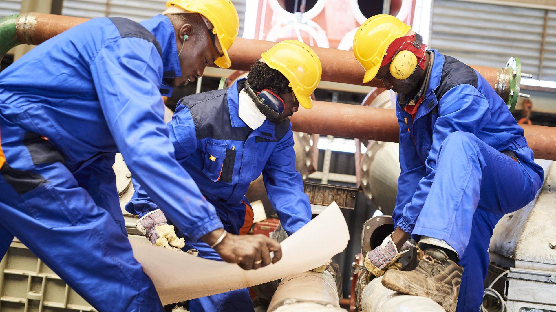 Opération & maintenance