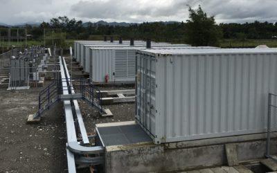 EPC - 5 x 2 MW Gensets